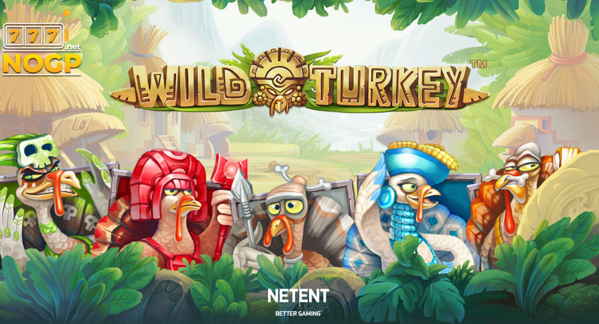 Wild Turkey video slot van NetEnt