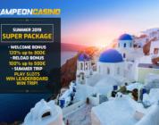 Campeon Casino reis Santorini