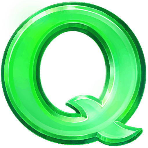 Cashomatic video slot - Q symbol