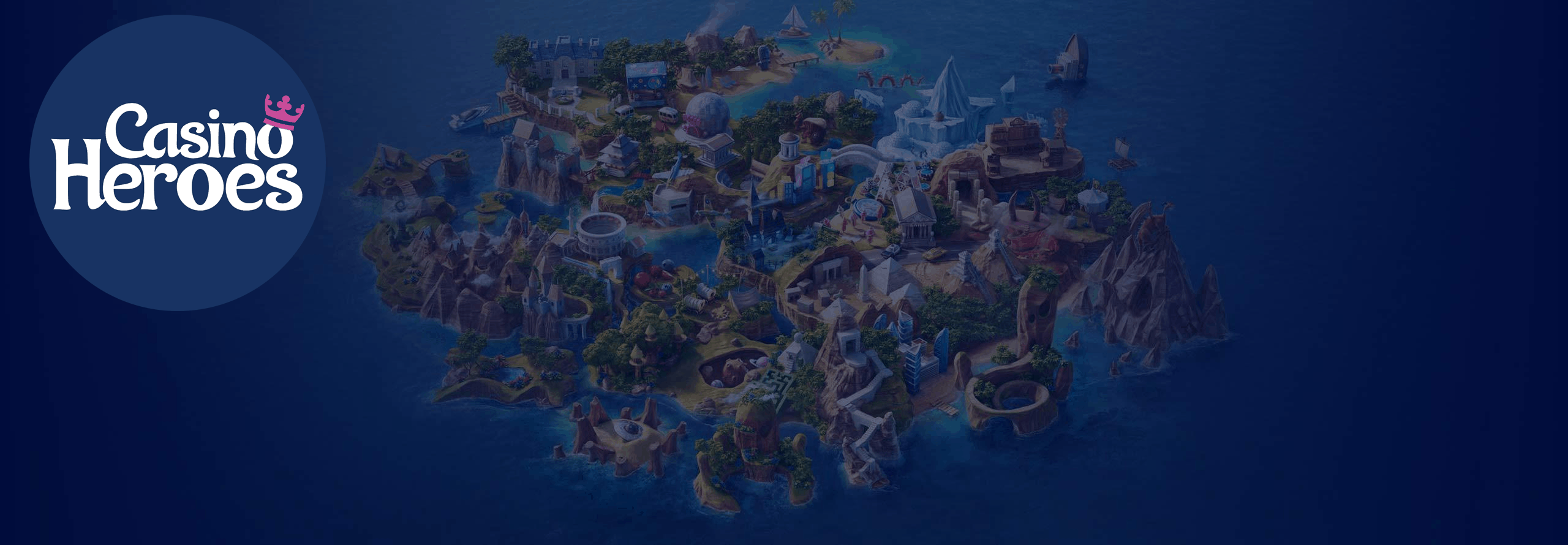 Casino Heroes Island
