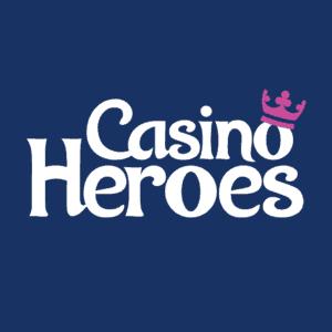 Casino Heroes logo round