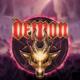 Demon slot logo