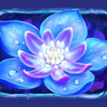 Firefly Frenzy video slot - Flower 2 symbol