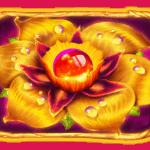 Firefly Frenzy video slot - Flower 1 symbol