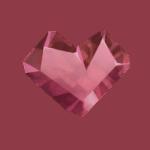 Firefly Frenzy video slot - Hearts symbol