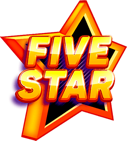 Five Star Power Reels video slot - Five Star symbol