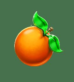 Five Star Power Reels video slot - Orange symbol