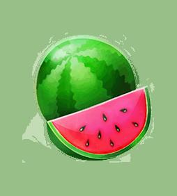 Five Star Power Reels video slot - Watermelon symbol