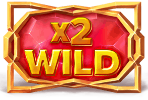 Grand Spinn video slot - Multiplier wild