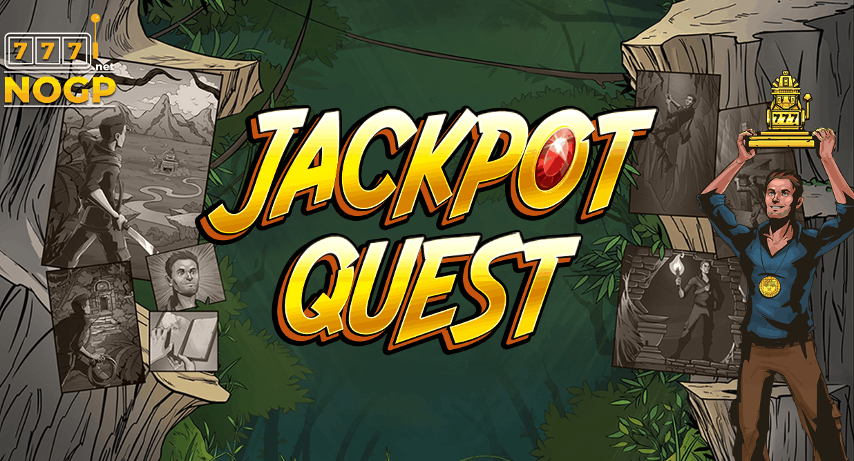 Jackpot Quest video slot van Red Tiger Gaming