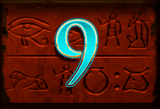 Legacy of Ra Megaways video slot - 9 symbol