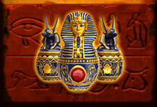 Legacy of Ra Megaways video slot - Horus symbol