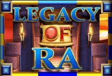 Legacy of Ra Megaways slot - Scatter symbool