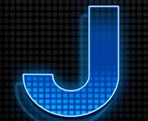 Mystery Spin Deluxe Megaways slot - J symbol