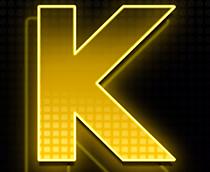 Mystery Spin Deluxe Megaways slot - K symbol