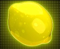 Mystery Spin Deluxe Megaways slot - Lemon symbol