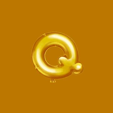 Respin Circus video slot - Q symbol