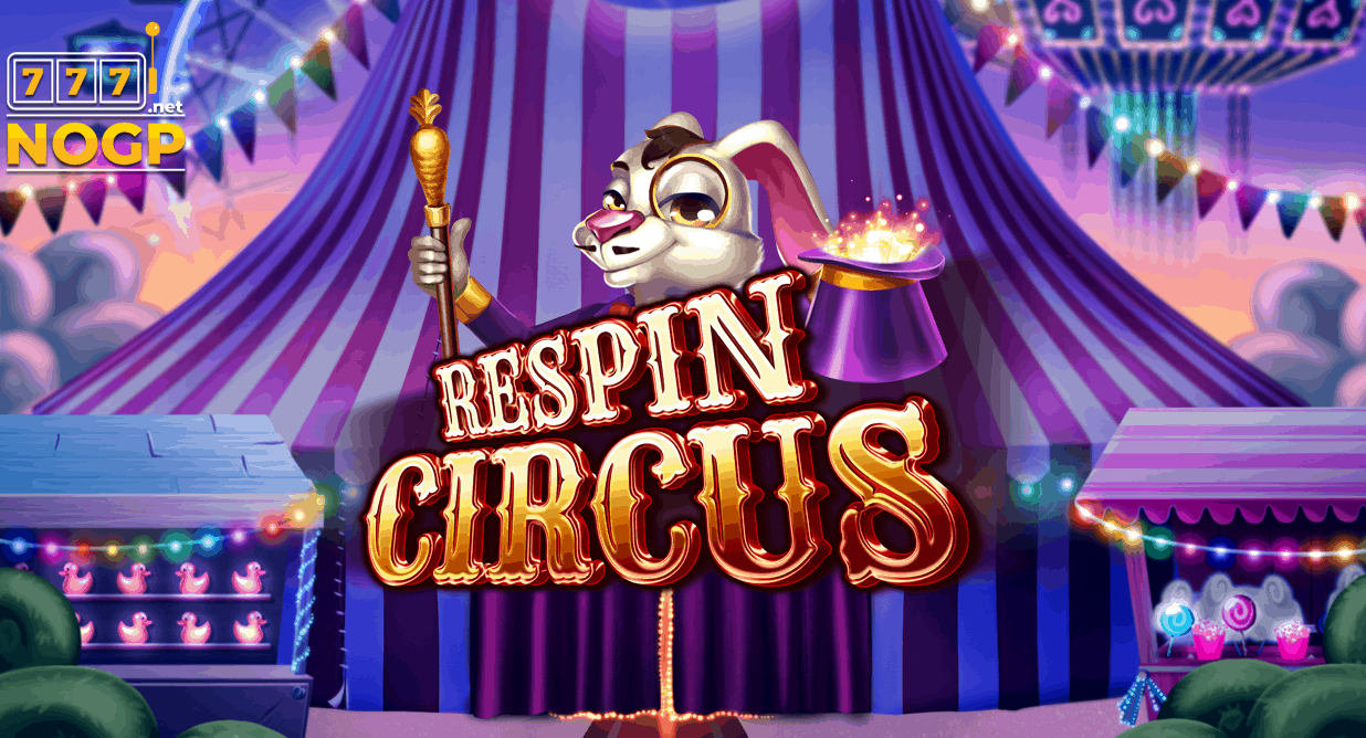 Respin Circus video slot van ELK Studios