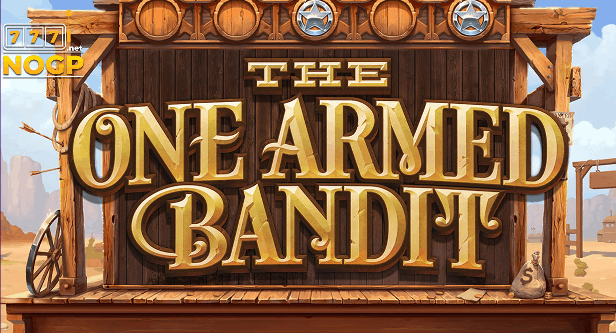 The One Armed Bandit video slot van Yggdrasil