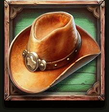 The One Armed Bandit slot - Cowboy hat symbol