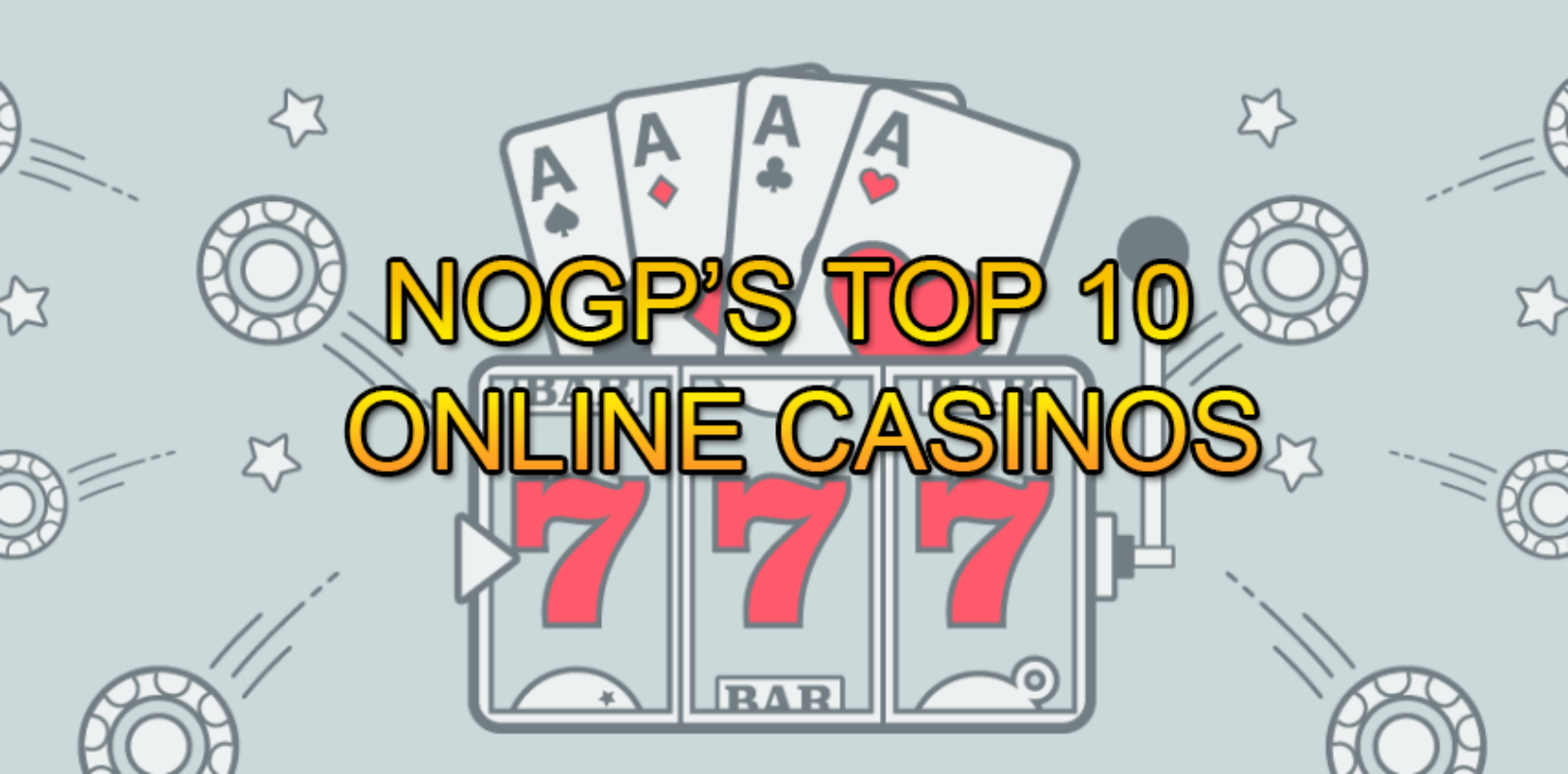 Best International Online Casino List 2020 Edition