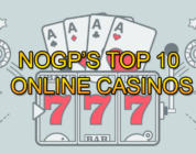 NOGP's top 10 internet casinos