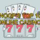 NOGP's top 10 internet casinos