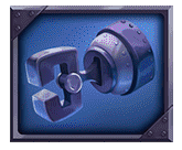 Wild Robo Factory video slot - High 4 symbol