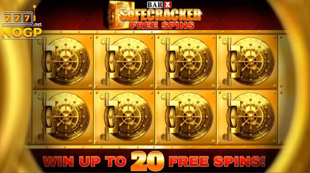 Bar-X Safecracker Megaways slot Vaults