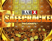 Bar X Safecracker Megaways slot logo