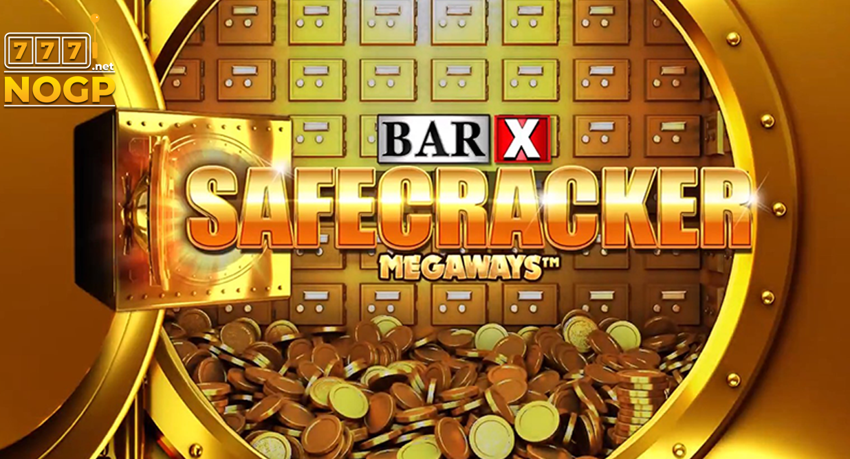 Bar-X Safecracker Megaways video slot van Play'n GO