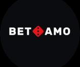 Betamo Casino logo vierkant