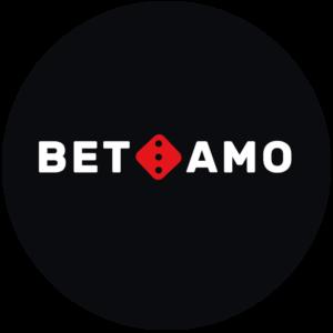 Betamo Casino logo rond