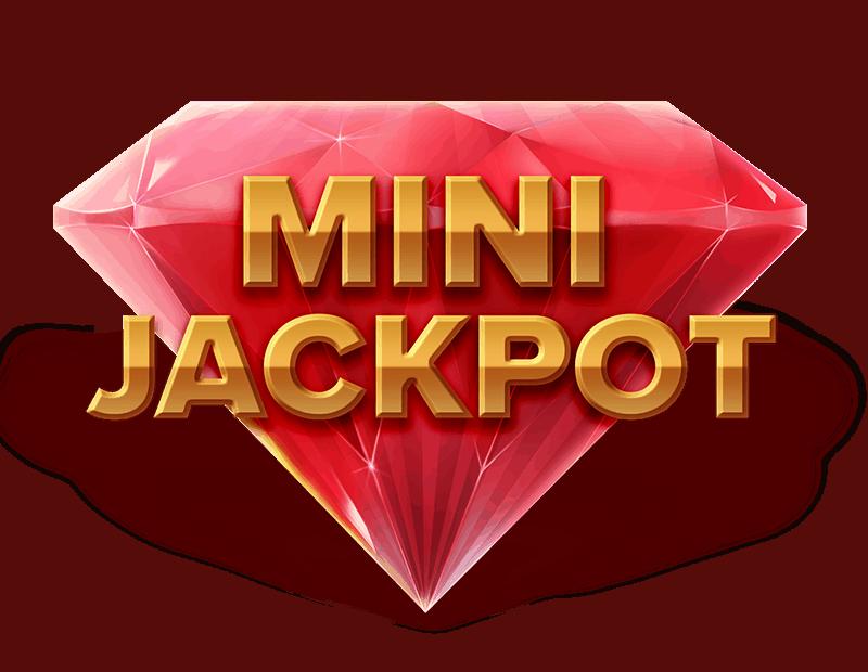 Grand Spinn video slot - Mini jackpot