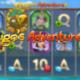 Hugos Adventure video slot logo