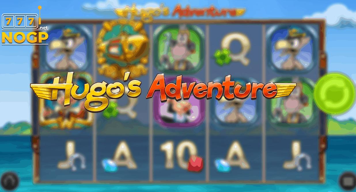 Hugo's Adventure video slot van Play'n GO
