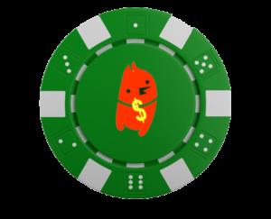 Lucky Bird Casino chip