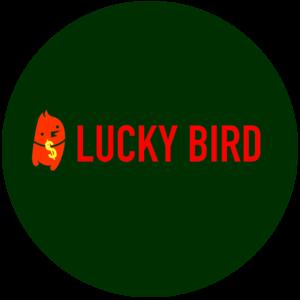 Luck Bird Casino logo round