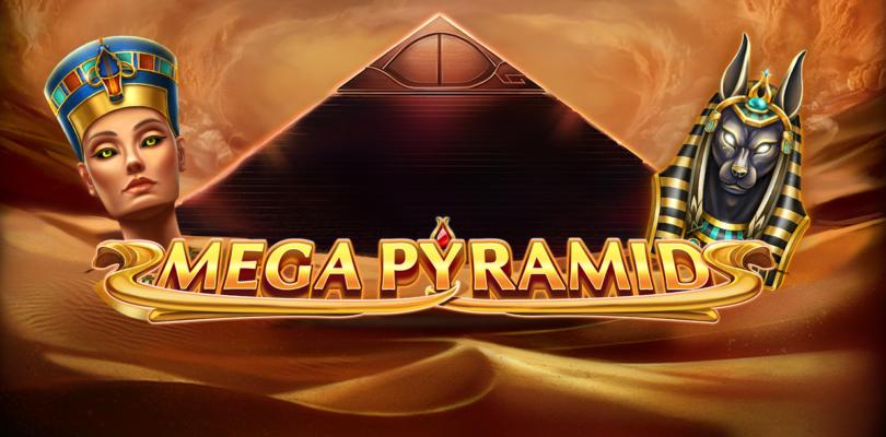 Mega Pyramid video slot logo