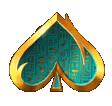 Mega Pyramid slot - Spades symbol