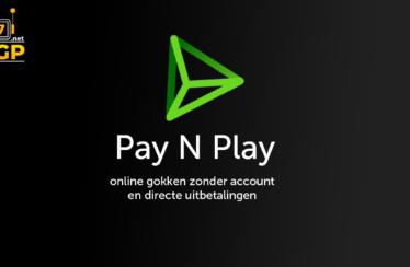 online gokken zonder account