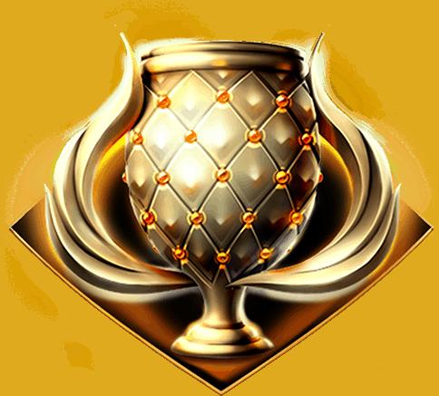 Phoenix Fire Power Reels slot - Cup symbol