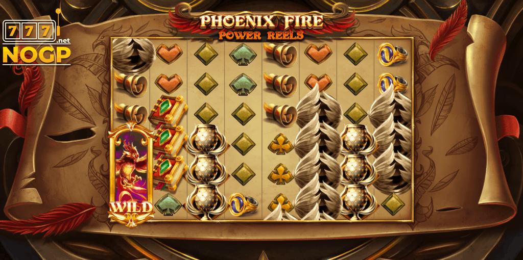Phoenix Fire Power Reels video slot
