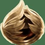 Phoenix Fire Power Reels slot - Winged symbol