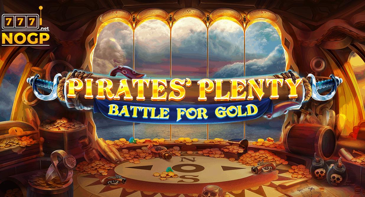 Pirates Plenty 2 Battle for Gold video slot van Red Tiger Gaming