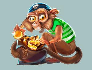 Pirates Plenty Battle for Gold Monkey Wild