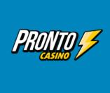 Pronto Casino logo diamond