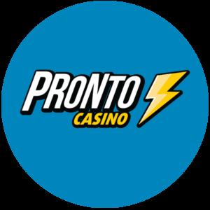 Pronto Casino logo round