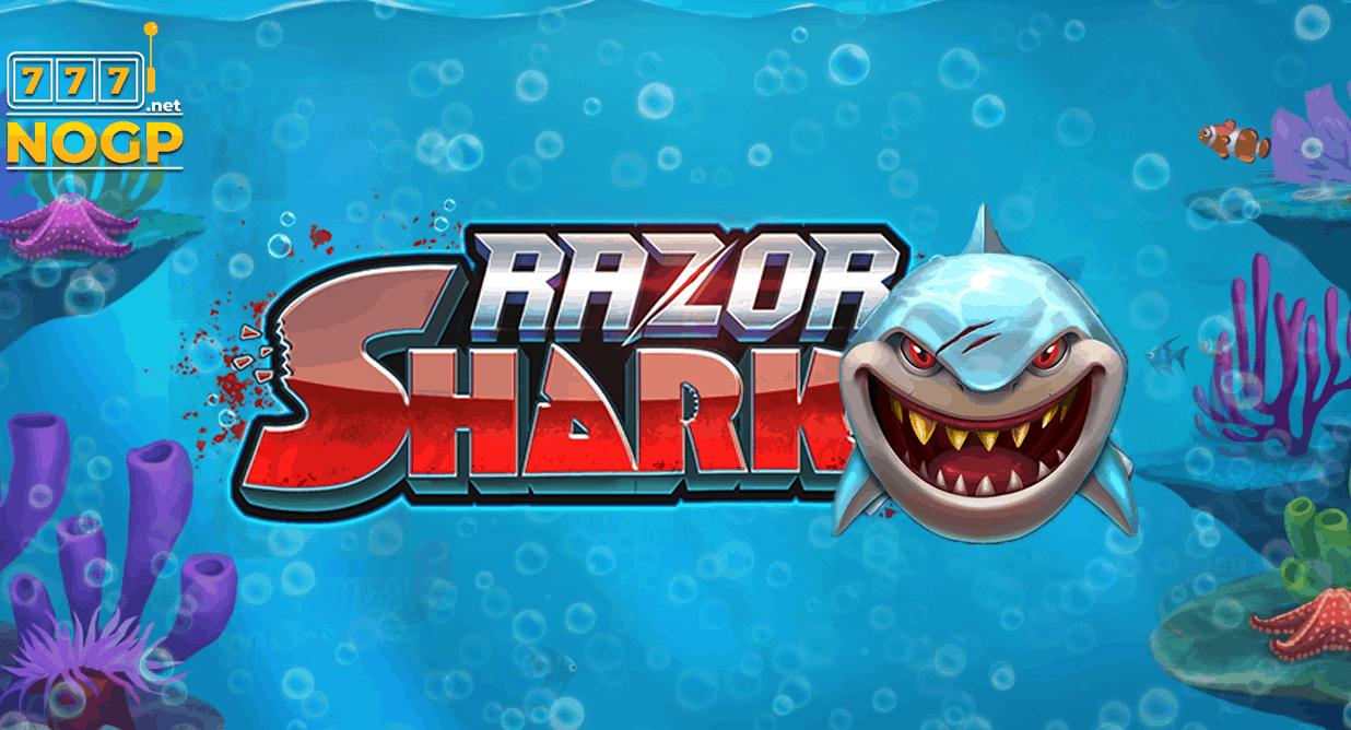Razor Shark video slot van Push Gaming