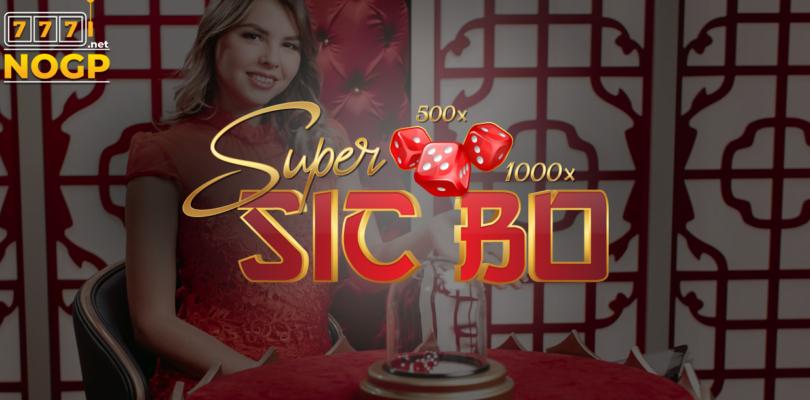 Super Sic Bo Live Logo